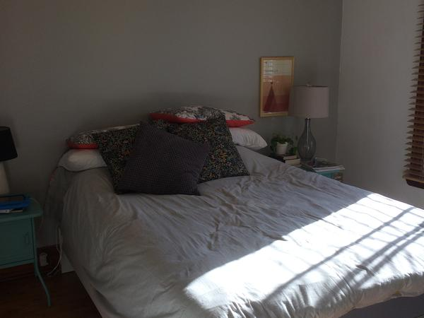 Housesitting assignment in Montréal, Quebec, Canada
