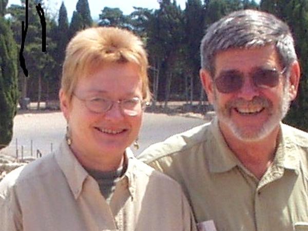 Kirsten & Philip from Friday Harbor, Washington, United States