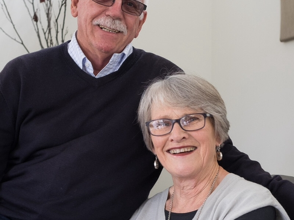 Heather & Ron from Port Fairy, Victoria, Australia