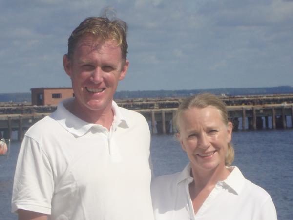 Diane & Barney from Scarborough, United Kingdom