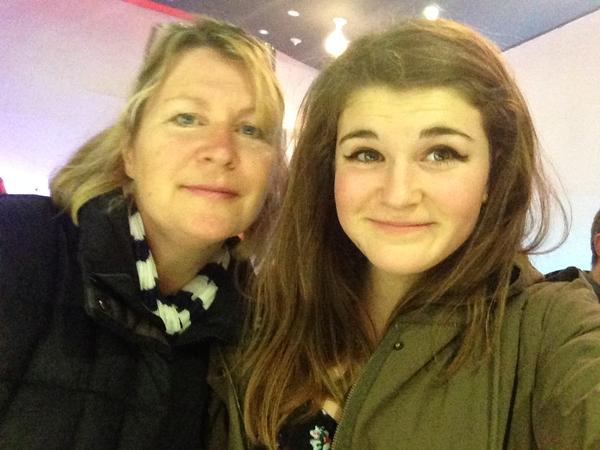 Elizabeth from Nottingham, United Kingdom
