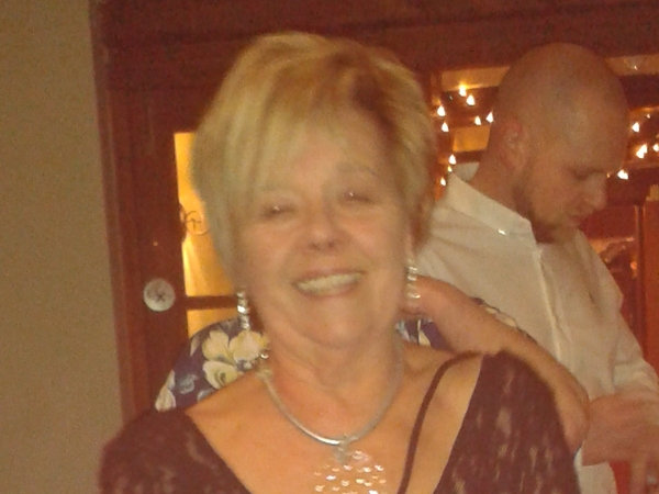 Susan from Calne, United Kingdom