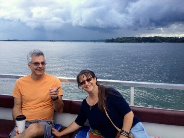 Stefan & Christine from Kingston, ON, Canada