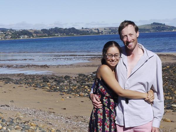 Jodie & Ernest from Ulverstone, Tasmania, Australia