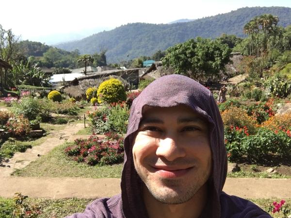 Julian from Bangkok, Thailand