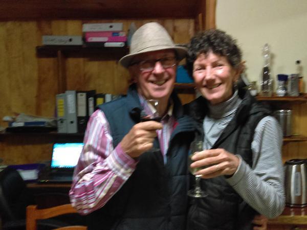 Terrie & Glenn from Alstonville, NSW, Australia