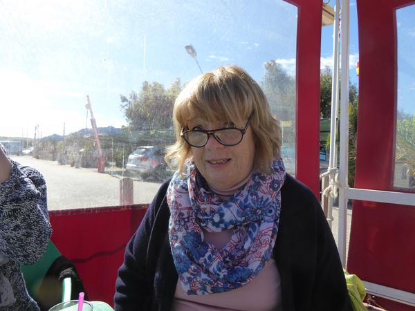 Anne from Souillac, France