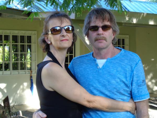 Monika & Kevin from Calgary, Alberta, Canada