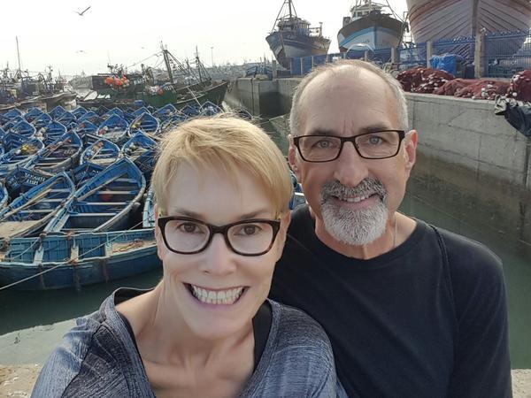 Mary & Ken from Asheville, North Carolina, United States
