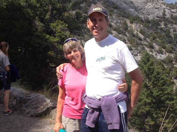 Nancy & Steven from Bozeman, MT, United States