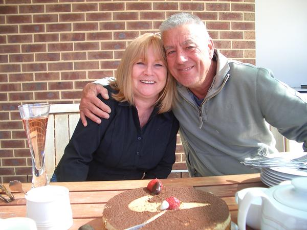 Liz & Jeffrey from Traralgon, Victoria, Australia