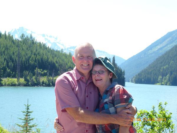Derek & Maureen from Paeroa, New Zealand