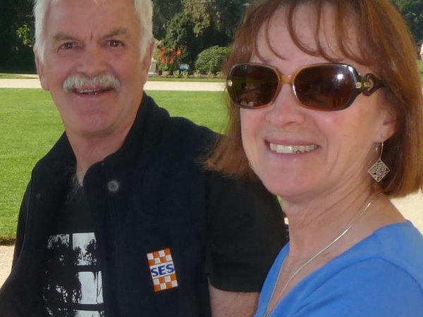 Ann & Ray from Beechworth, VIC, Australia