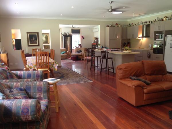Housesitting assignment in Dooralong, New South Wales, Australia