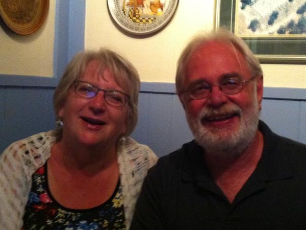 Karen & Kevin from Nakusp, BC, Canada
