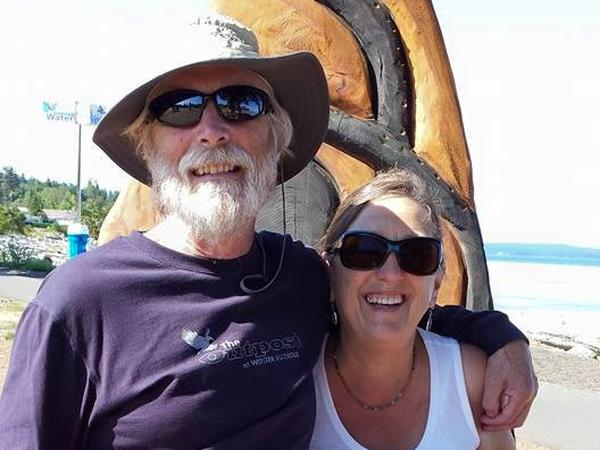 Sandy & David from Courtenay, British Columbia, Canada