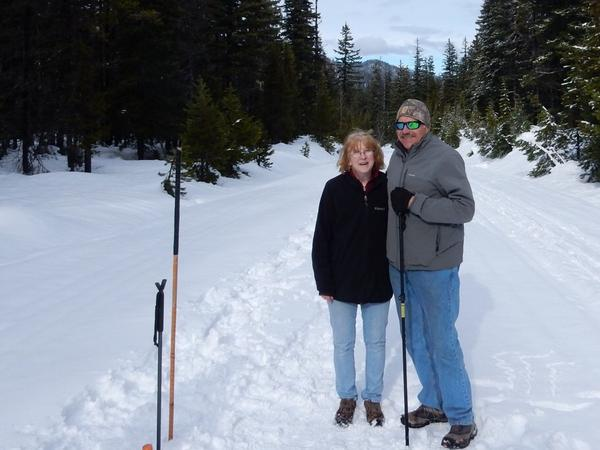 Becky & Frank from Estacada, OR, United States