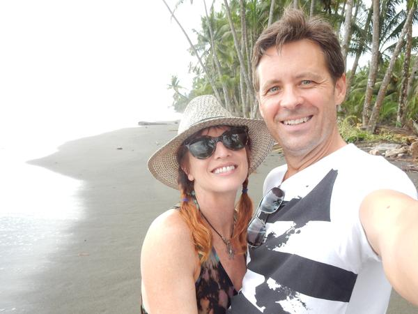 Stacey & Tim from Uvita, Costa Rica