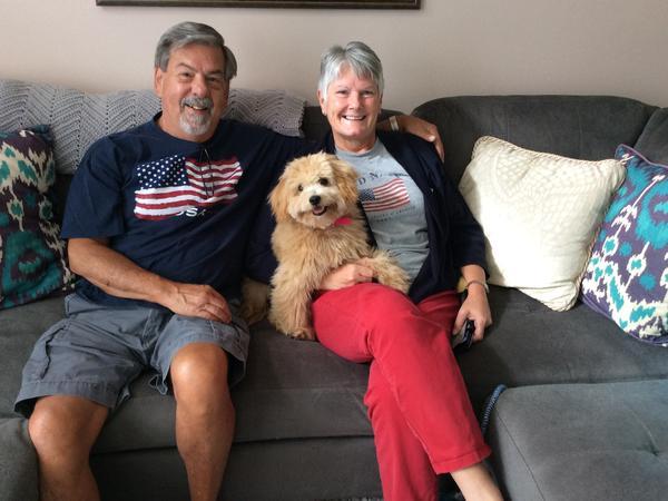 Nicholas & Lori from Davidson, NC, United States
