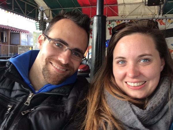Katerina & Paulin from Prague, Czech Republic