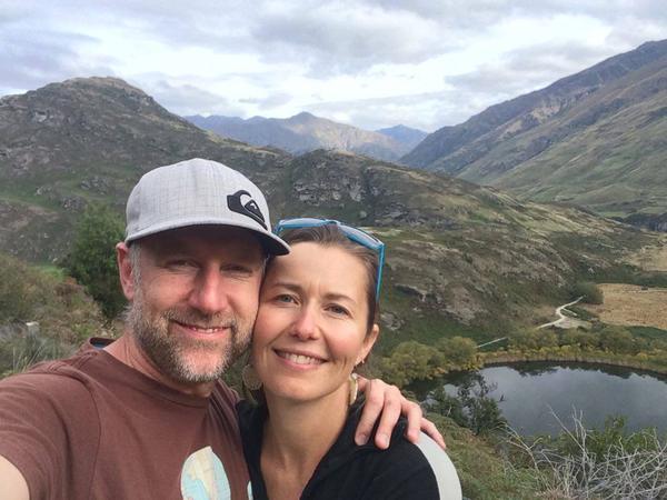 Rachel & Edwin from Oamaru, New Zealand