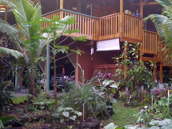 Dec-Jan 2016 Pet-Home Care in Hawaiian Rainforest Abode