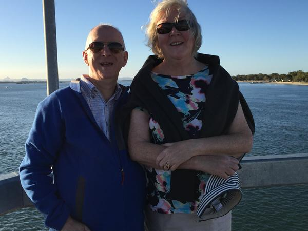 Stuart & Vicky from Blaxland, NSW, Australia