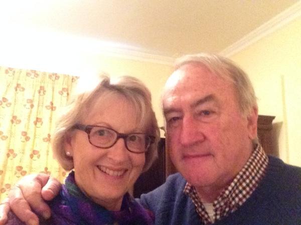 Liz & Michael from Gloucester, United Kingdom