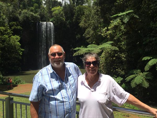 Ian & Patricia from Cairns, Queensland, Australia