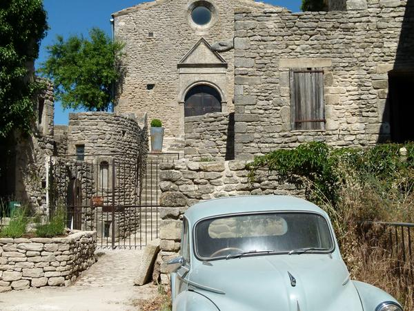 Housesitting assignment in Saignon, France