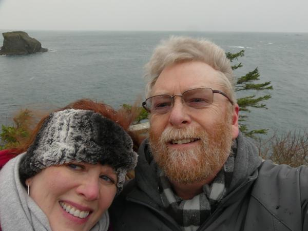 Lisa marie & Daniel from Juneau, AK, United States