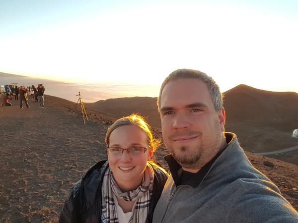 Ian & Amanda from Boulder, Colorado, United States