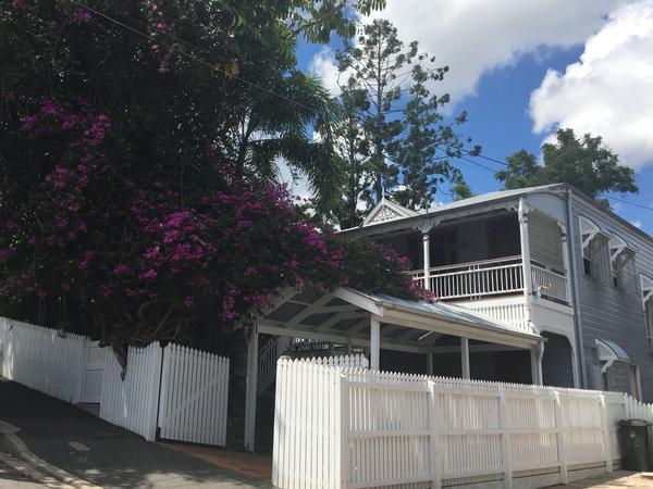 Housesitting assignment in Paddington, Queensland, Australia