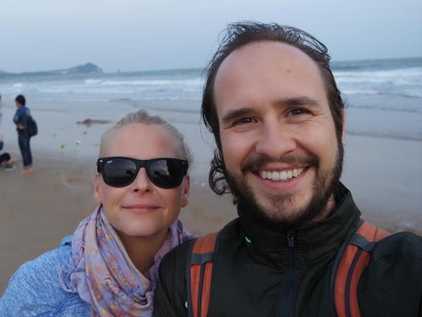 Manuela & Rico from Leipzig, Germany