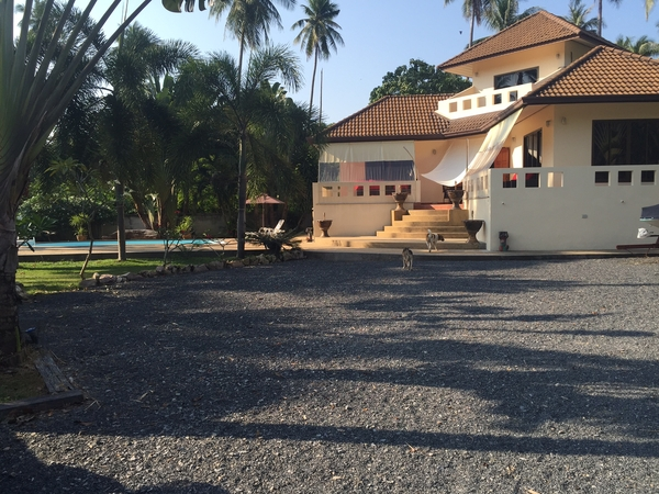 Housesitting assignment in Ko Samui, Thailand