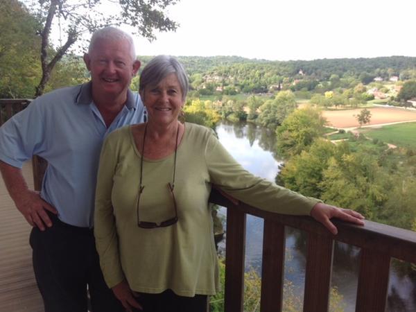 Lynne & Rowan from Bermagui, New South Wales, Australia