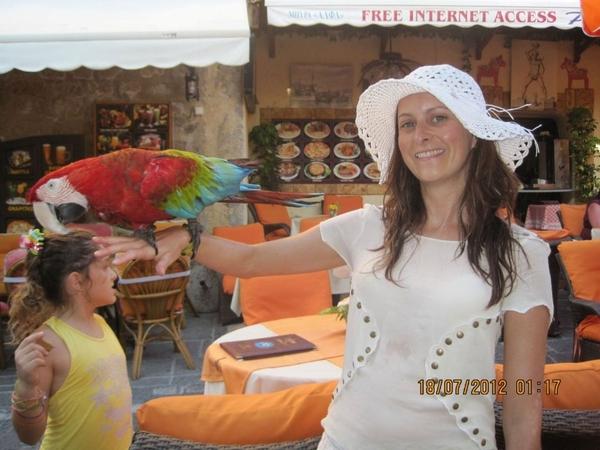 Andrea from Reading, United Kingdom
