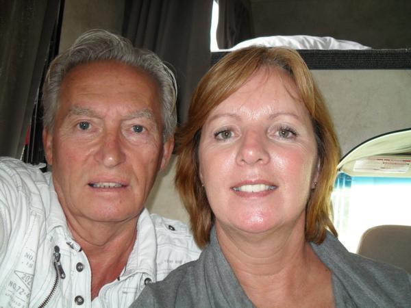 Annette & Henk from Rotterdam, Netherlands