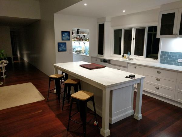 Housesitting assignment in Lochiel, New South Wales, Australia