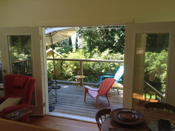 Housesitting assignment in Gibsons, British Columbia, Canada