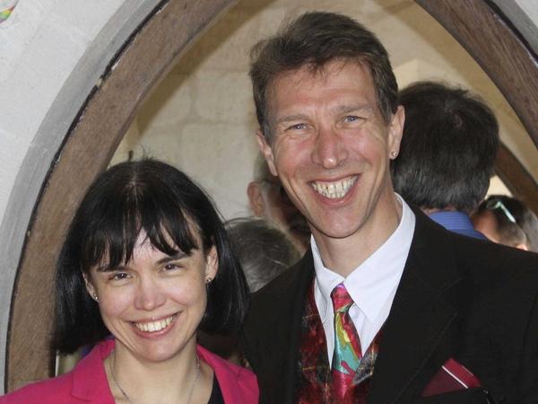 Clare and noel & Noel from Verwood, United Kingdom