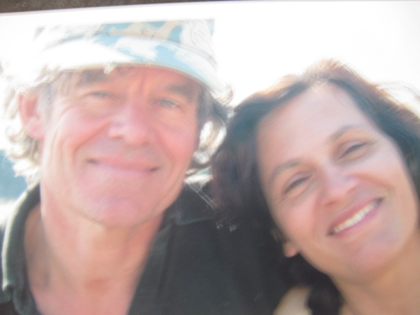 David & Sylvie from Gimont, France