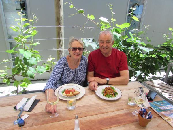 Jan & David from Motueka, New Zealand