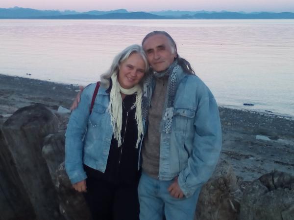 Sylvie & Richard from Antibes, France