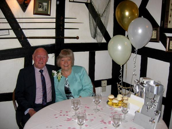 Karen & John from Chepstow, United Kingdom