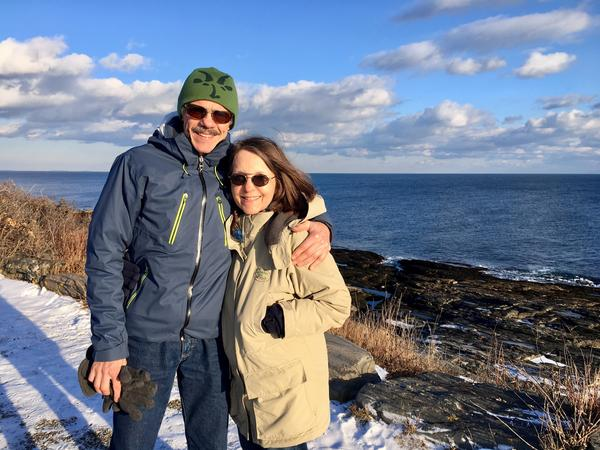 Deborah & Chris from Killington, Vermont, United States