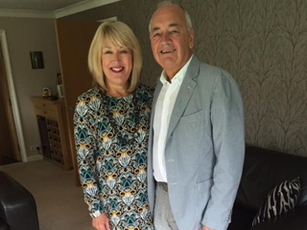 Susan & Peter from Leeds, United Kingdom