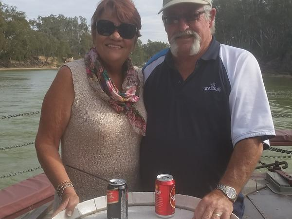 Irene & Robert from Ipswich, QLD, Australia