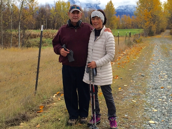 Peter & maria & Maria from Wasilla, AK, United States