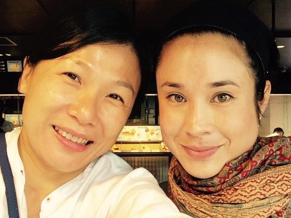 Vanessa & Sandy from Singapore, Singapore